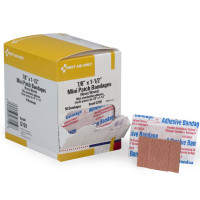 Patch Bandage, Heavy Woven Mini - 50 per box