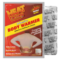 Handi Heat Adhesive Body Warmer, 1 ea by Heat Factory
