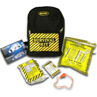 Economy Emergency Kit - 1 Person - Backpack