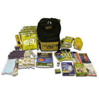 3 Person Deluxe Emergency Backpack Kit