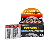 Alkaline AA Batteries, 1 Pair