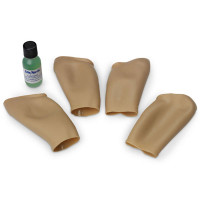 Intraosseous Infusion Simulator - Skin Replacement Kit - Package of 2