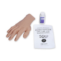 Advanced IV Hand Replacement Skin and Veins