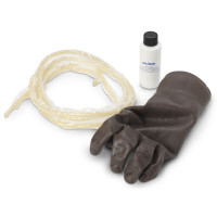 Advanced IV Hand Replacement Skin Only - Black