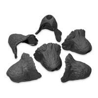 Sanitary CPR Dog Replacement Muzzles - Package of 6