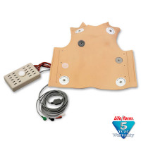 Defibrillation Chest Skin for Resusci Junior