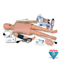 Deluxe Child CRiSis Manikin with Arrhythmia Tutor