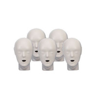 CPR Prompt Brand 5-pack Adult/Child heads - Blue