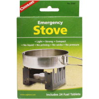Portable Stove with 8 Fuel Tablets