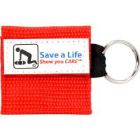 American CPR Mini CPR Keychain