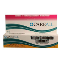 Triple Antibiotic Ointment, 1 oz. tube - 1 each