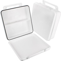 Empty Polypropylene Case, w/ Gasket - 24 Unit