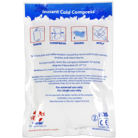 "6"" x 9"" Instant Cold Compress, 1 Each"