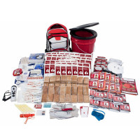 Ten Person Guardian Deluxe Survival Kit