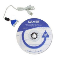 Saver Brand EVO Software (CD ROM) & USB data cable