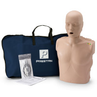 Prestan Adult Medium Skin CPR-AED Training Manikin with CPR Monitor