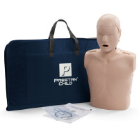 Prestan Child CPR-AED Training Manikin without Monitor - Medium Skin