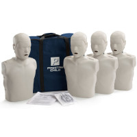 Prestan Child CPR-AED Training Manikin without Monitor 4-Pack