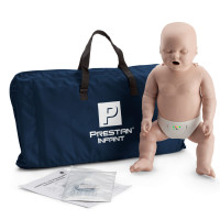 Prestan Infant CPR Manikin w/ Monitor - Medium Skin