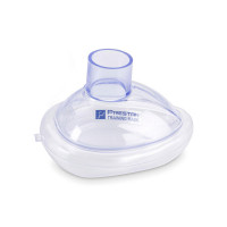 PRESTAN CPR Training Face Masks Infant 10-Pack