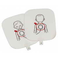 Prestan Professional AED Pediatric Trainer Pads, 1 Set
