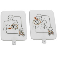Prestan Professional AED UltraTrainer Pads, 1 Set