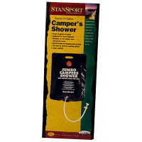Camper's Solar Shower Bag