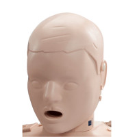 Prestan Child Manikin Head Assembly - Medium Skin