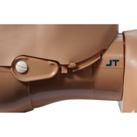 Jaw Thrust Head Assembly for the PRESTAN Professional Adult  Manikin, Dark Skin