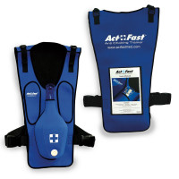 Act+Fast Anti-Choking Blue Trainer - Single Trainer