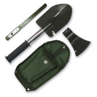 6-in-1 Survival Shovel