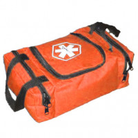 Empty First Responder Bag (Jump Bag) - Orange