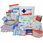 Bulk First Aid Kit Refill, 197 Pieces, ANSI B, 50 Person