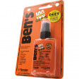 Carded for convenient Display, Ben's 100 MAX DEET insect & Mosquito repellent comes in 1.25 ounce pump spray with cap