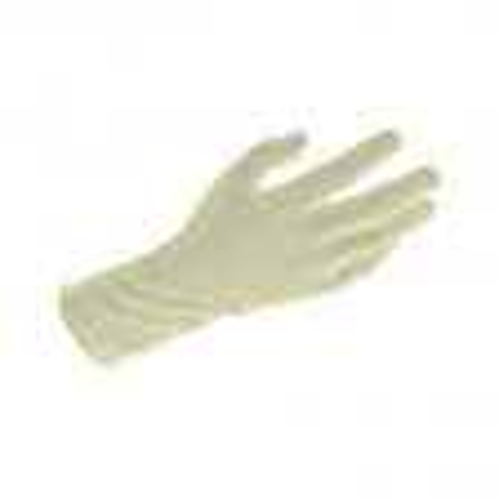 Powder Free Latex Exam Gloves - Extra Large, 100/Bx