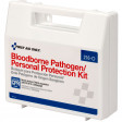 Bloodborne Pathogen/Personal Protection Kit w/ 6 pc CPR