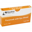 Facemask with Eye Shield, 1 per box