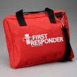 First Responder Emergency First Aid Kit - 120 Piece
