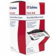 144 packets per Dispenser Front Box: First Aid & Burn Cream