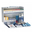 2 Shelf First Aid ANSI B+ Metal Cabinet