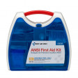 50 Person ReadyCare ANSI A+ First Aid Kit, Plastic Case