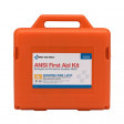 50 Person Weatherproof ANSI A+ First Aid Kit, Plastic Case