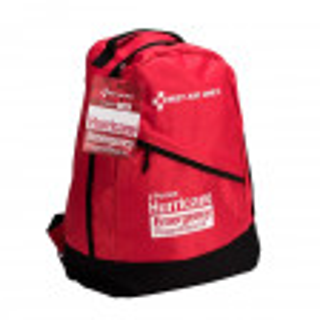 2 Person Emergency Preparedness Hurricane Backpack