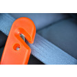 Emergency Window Punch & Seat Belt Cutter