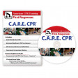 BOGO: The First Aid Video + C.A.R.E. CPR DVDs