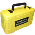 Defibtech Deluxe Hard Carrying Case - Yellow