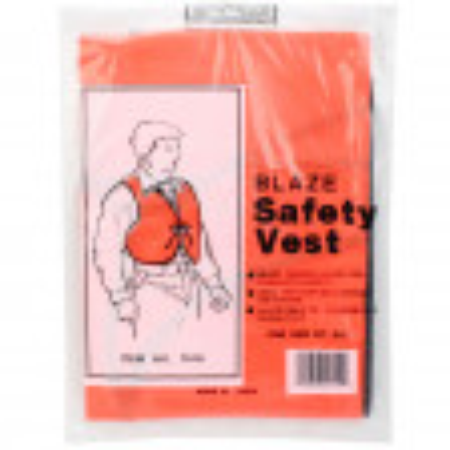 Safety Vest Orange