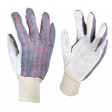 Work Gloves Leather Palm
