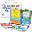 Swimming Pool & Lifeguard First Aid Kit - Metal
