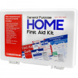 General purpose Home First Aid Kit with First Aid Guide